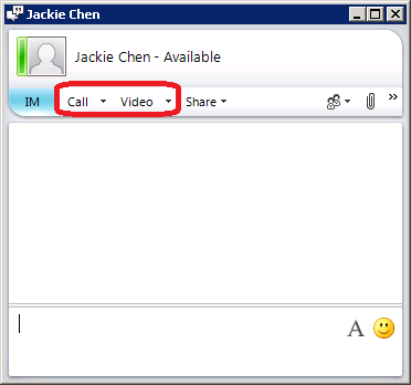 Disable Audio/Video Features in Lync Client – Jackie Chen's IT Workshop
